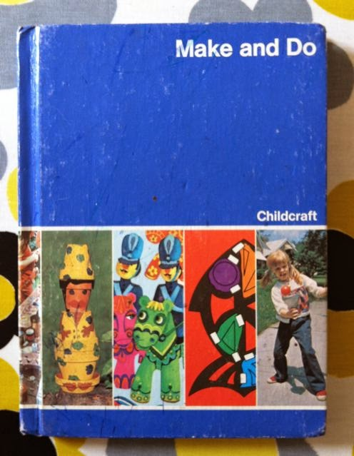 Make and Do book by Childcraft