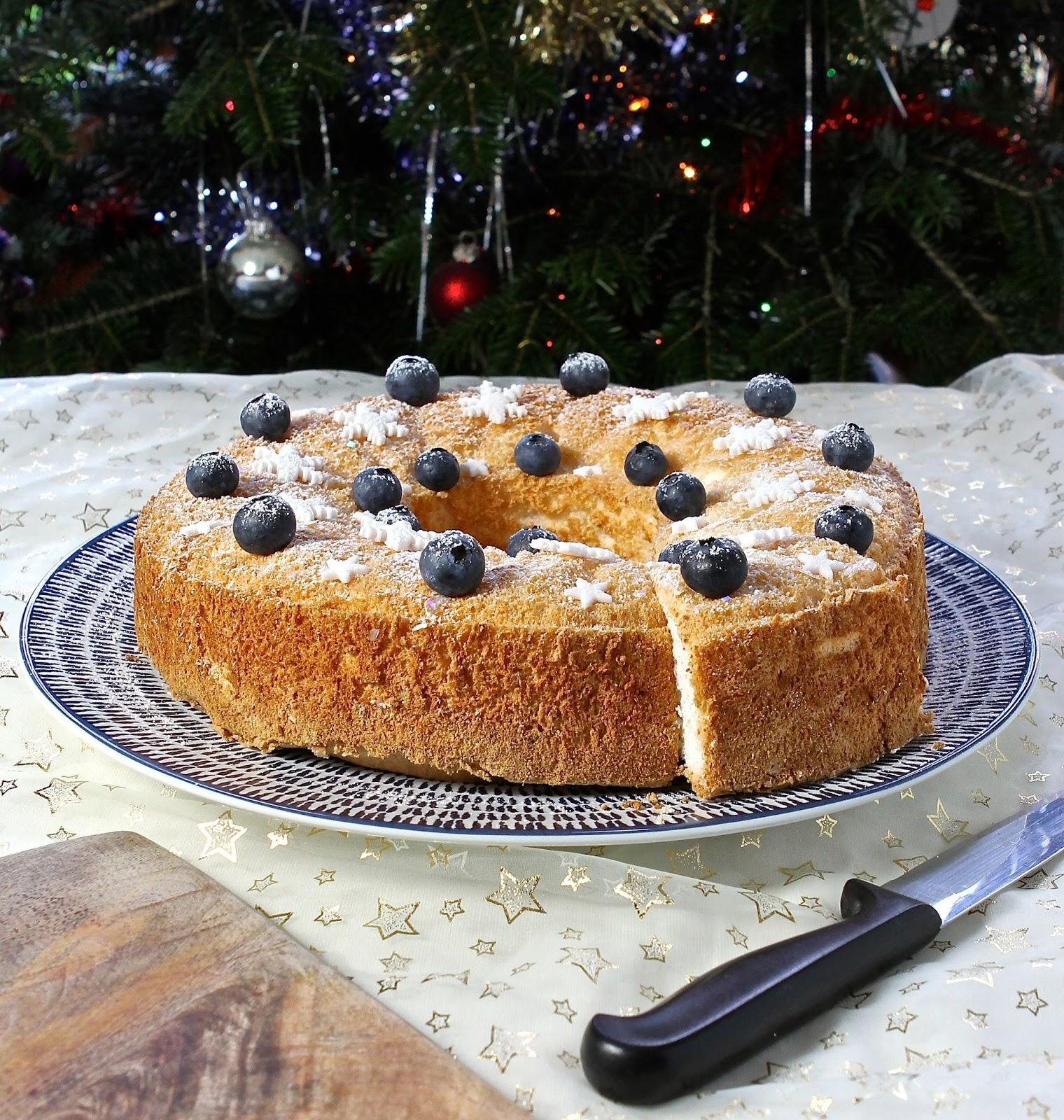 Angel Cake Tin Tesco