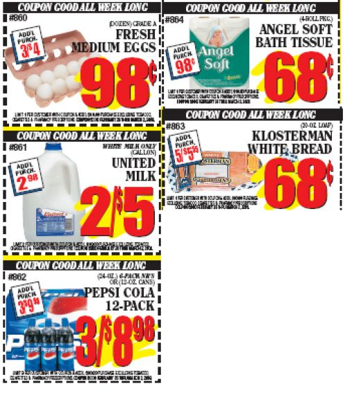 Printed online grocery coupons can have some value, but it is best to verify their validity with the manufacturer and the grocery store before printing them, which will often be more trouble than it's worth. Clipped online grocery coupons, on the other hand, do not involve any of the hassle of the printed variety.