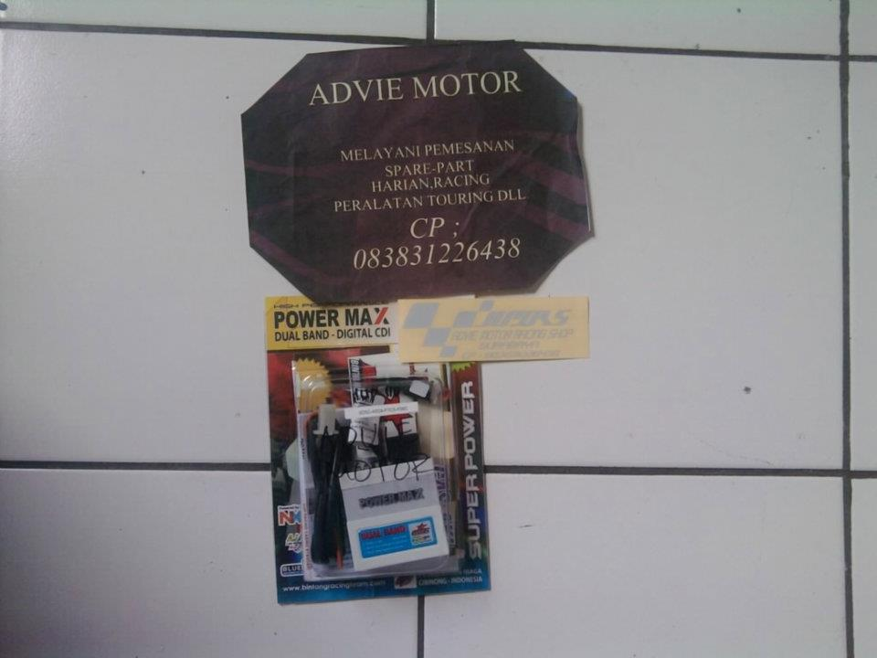 Cdi brt powermax yamaha jupiter z | Advie Motor Racing Shop