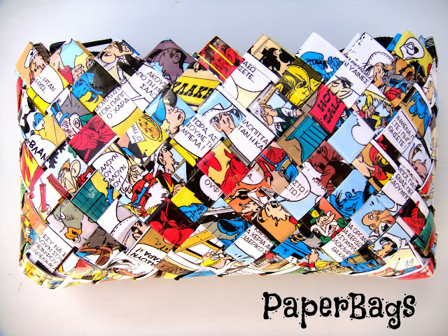 paperbags handmade accessories ecofashion thepaperbags