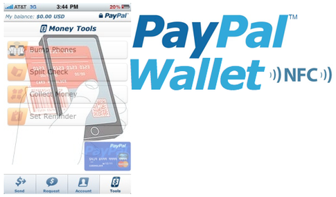 pay pal wallet