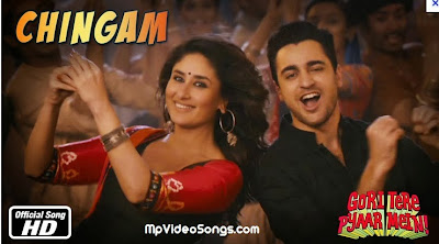 Chingam Chabake (Gori Tere Pyaar Mein) HD Mp4 Video Song