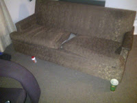 College party couch
