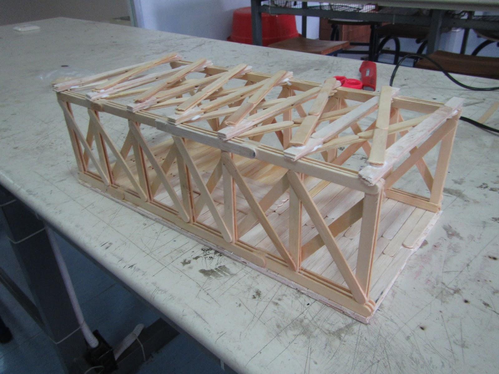 truss bridge physics