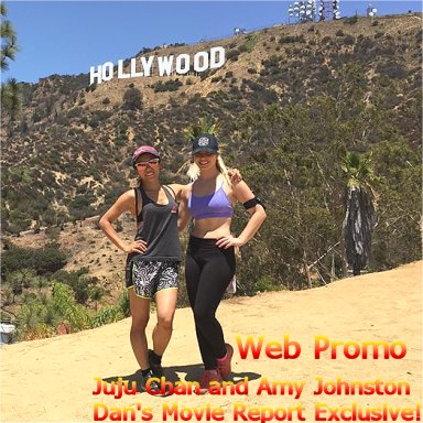 Juju Chan & Amy Johnston Promo (Exclusive)