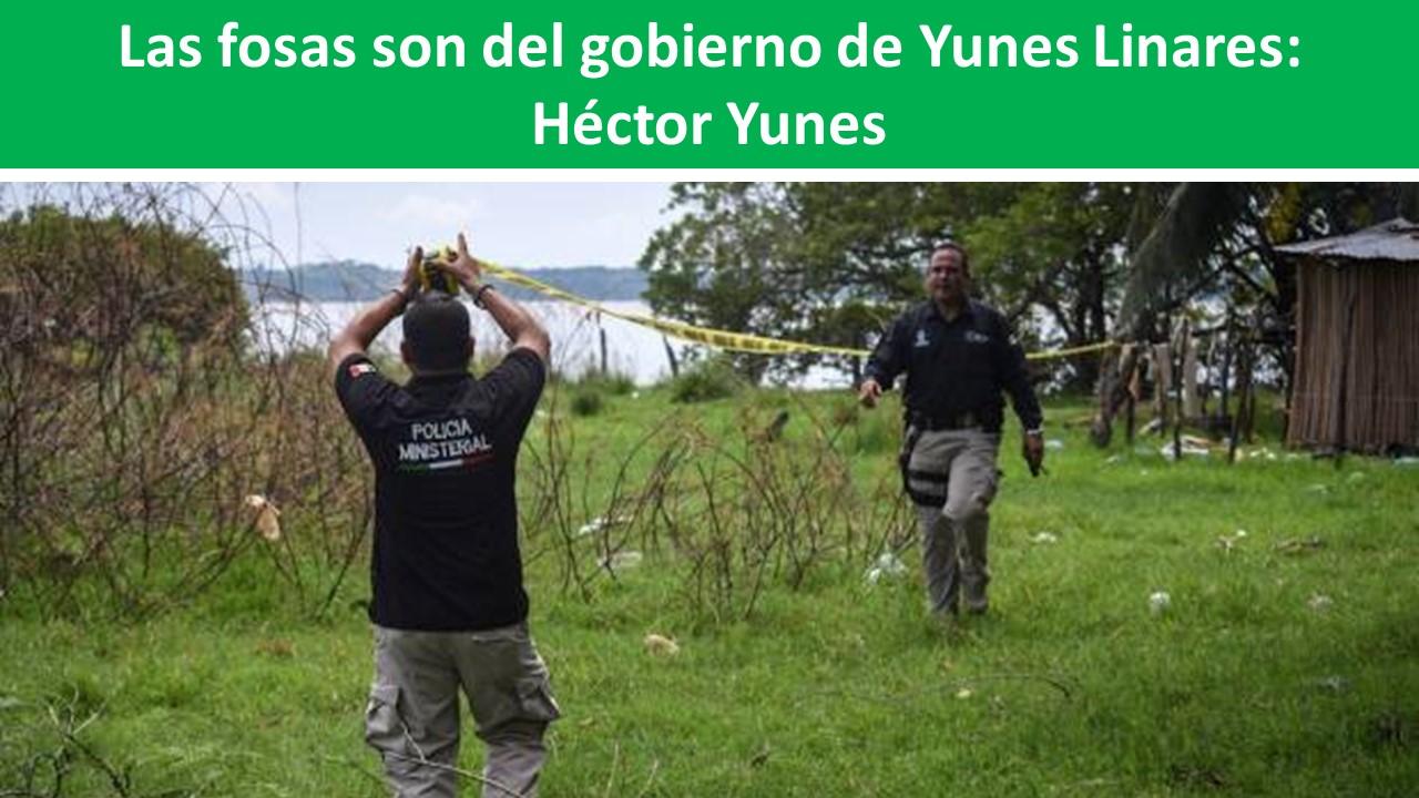 gobierno de Yunes Linares: Héctor Yunes
