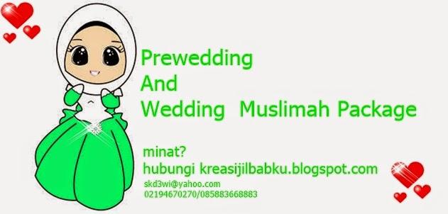 pengantin muslimah bekasi