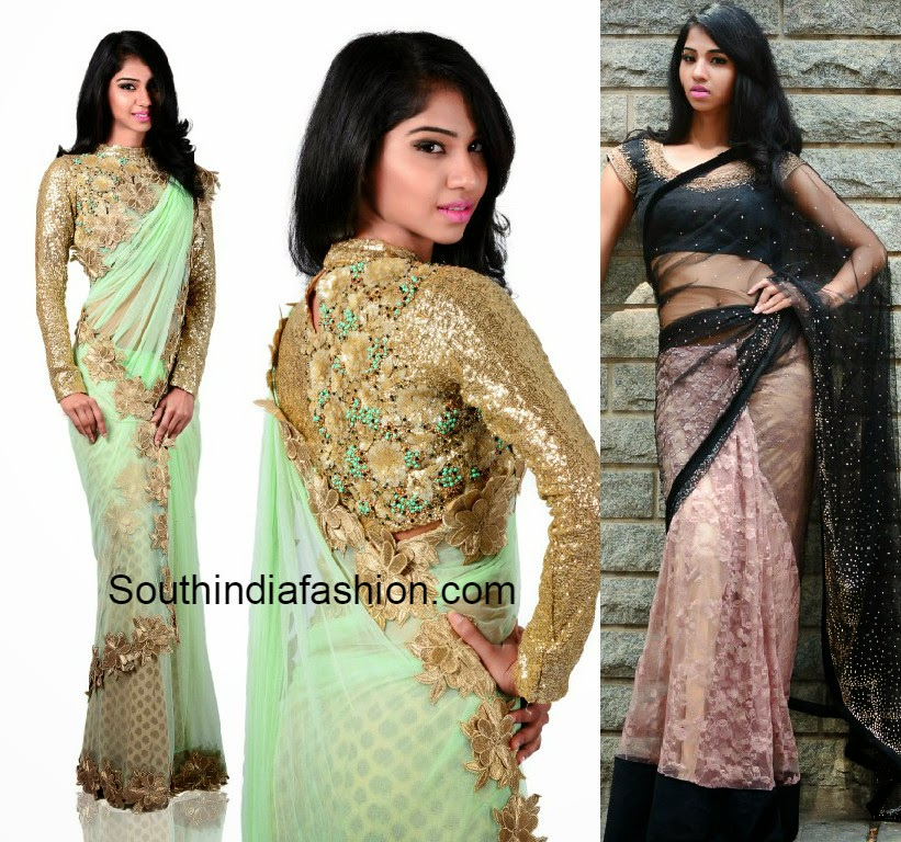 souchika sarees collection