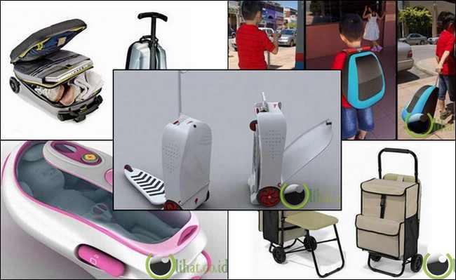 10 Tas Koper dengan Teknologi Canggih di Dunia