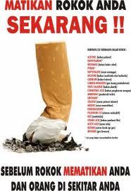 Hidup Sehat - Bahaya rokok