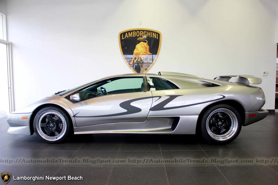 Automobile Trendz Lamborghini Diablo Sv