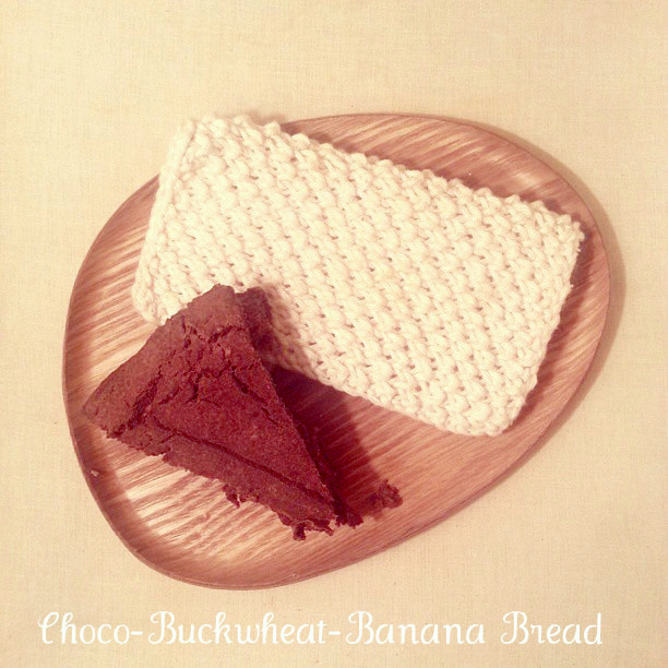 The art of imperfection and choco-buckwheat-banana bread  |  *sparklingly  |  http://sparklingly.blogspot.com