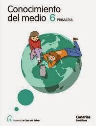 CONOCIMIENTO DEL MEDIO 6º