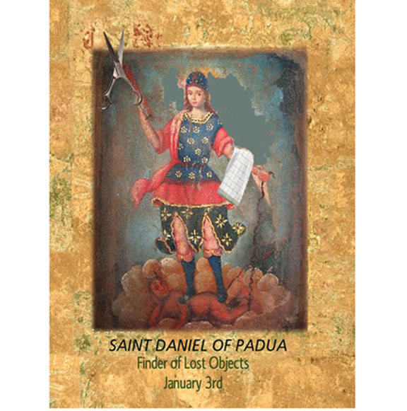 January 3rd is St. Daniel's Day
