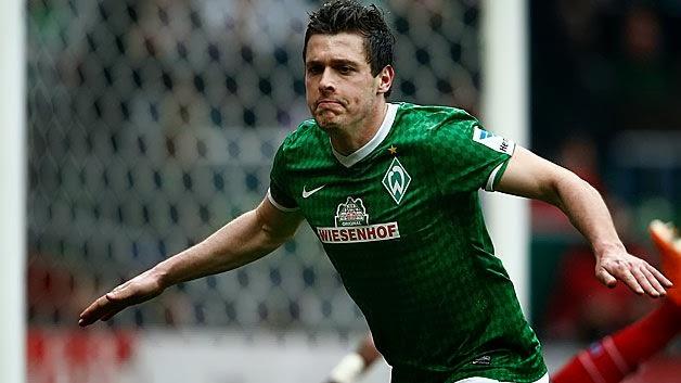 Junuzovic gol Werder Bremen