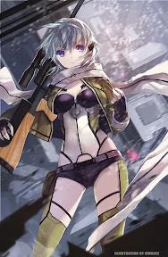 Sword Art Online Phantom Bullet Shinon