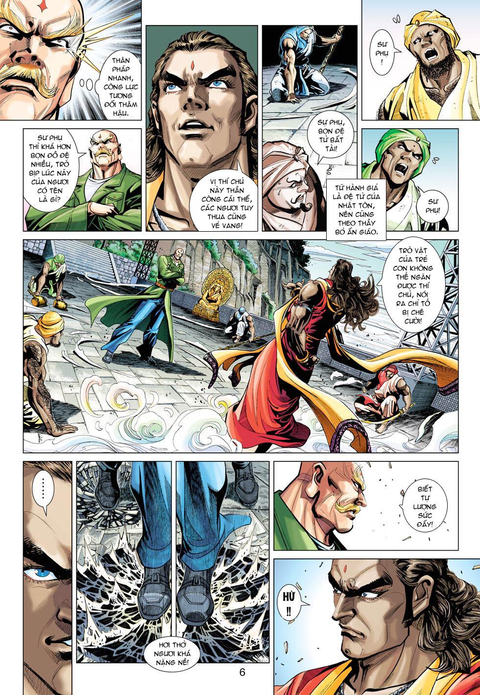 Tân Tác Long Hổ Môn trang 39
