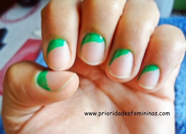 unha verde