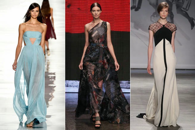 Spring 2015 Gowns