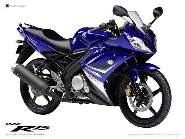 Yamaha India akan memproduksi kembali Yamaha YZF R15 V1 dengan nama Yamaha YZF R15-S