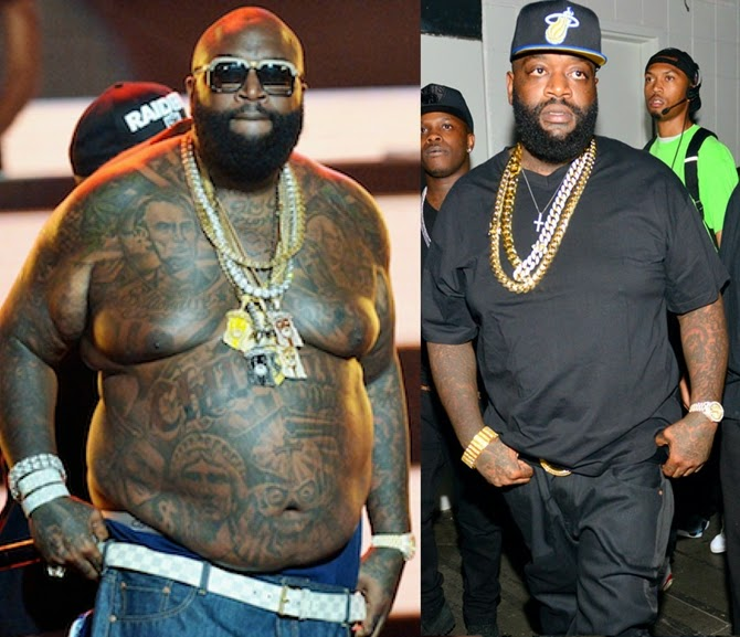 Rozay weightloss