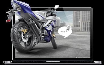 Yamaha R Bogging Challenge