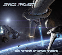 Space Project - The Return Of Space Raiders (CD Maxi) (2008)