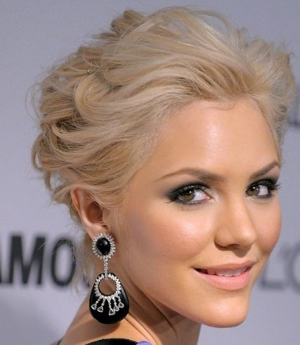 All About Fashion Collection Top Celebrities Hair Style 2011