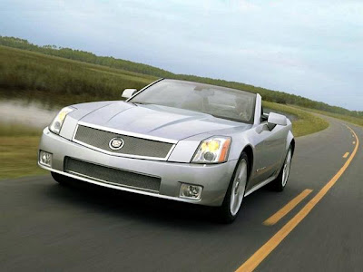 2006 Cadillac XLRV
