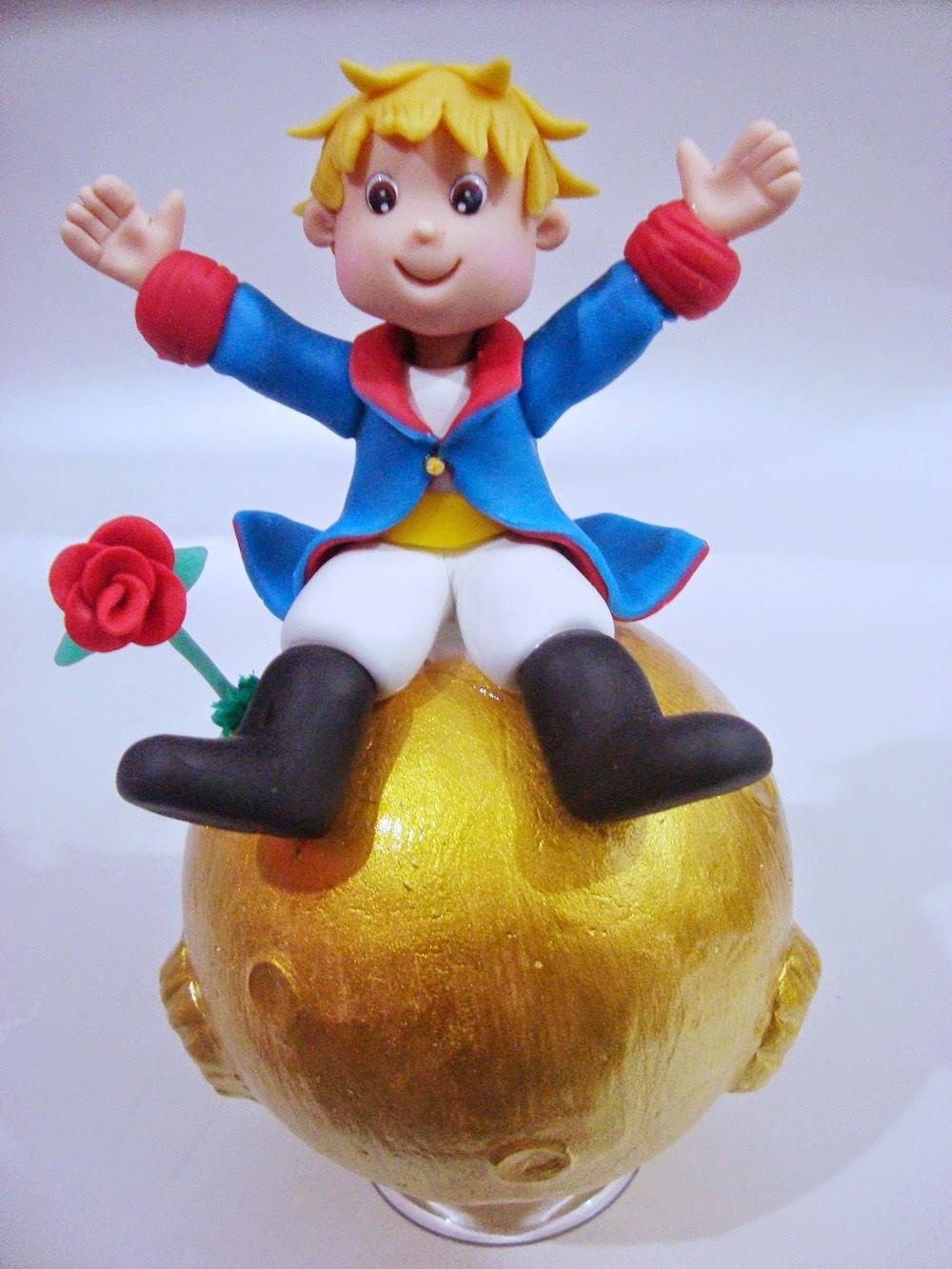 pequeno principe de biscuit