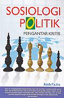 toko buku rahma: buku SOSIOLOGI POLITIK PENGANTAR KRITIS, pengarang keith faulks, penerbit nusamedia