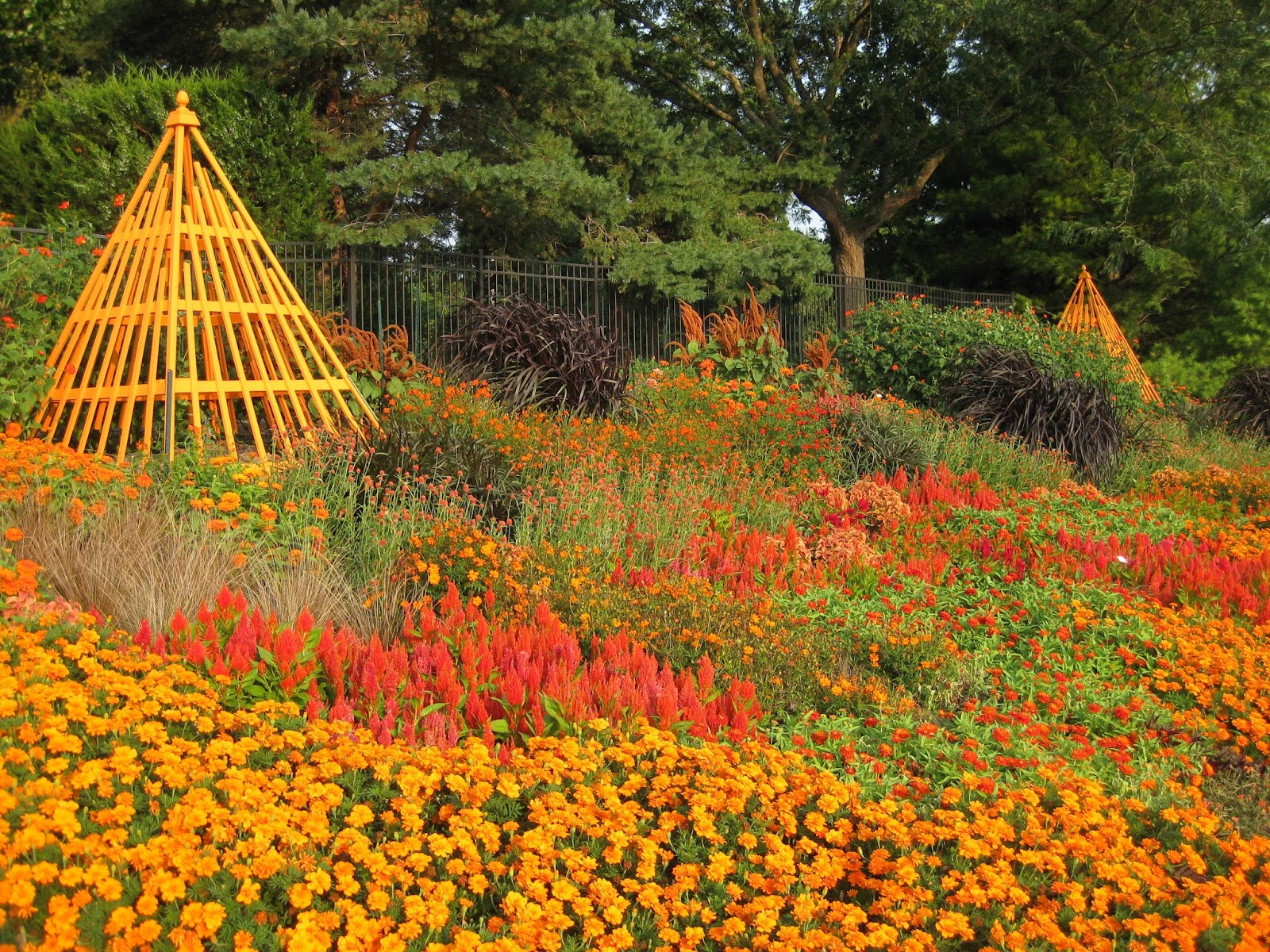Rotary Botanical Gardens - Hort Blog: A Blog Milestone