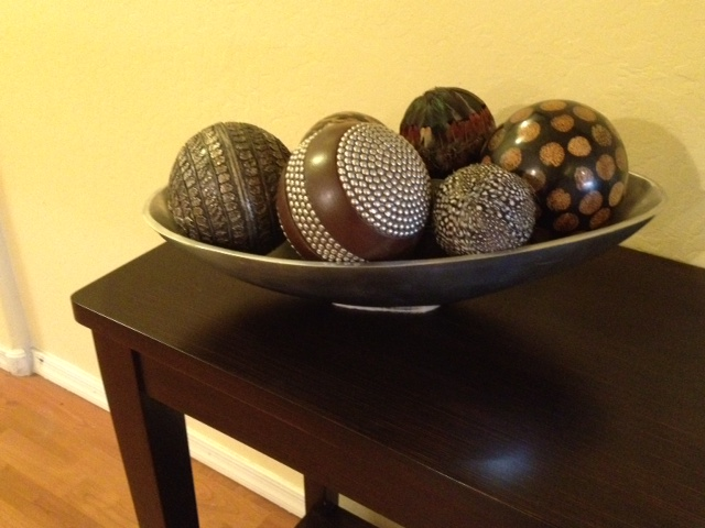 Decorative Bowl With Balls Alluring Decorative Balls For Bowl  Best Ball 2018 2018