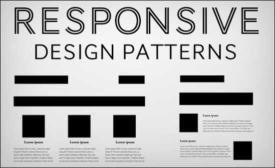 5 Really Useful Responsive Web Design Patterns