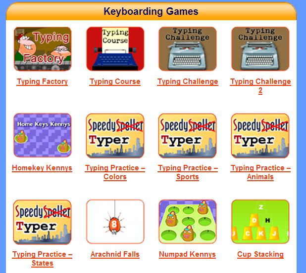 Www Learninggames For Kids Com Keyboarding Games Html