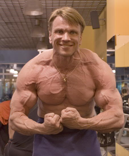 ifbb without steroids