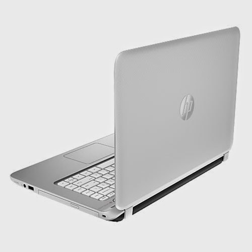 HP Pavilion 14z Touch snow white