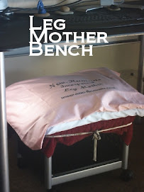 ....New-Humans Incorporeal Leg Mother Bench