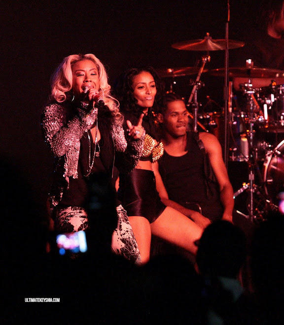 KEYSHIA COLE IN PHILLY DAVID SINCERE