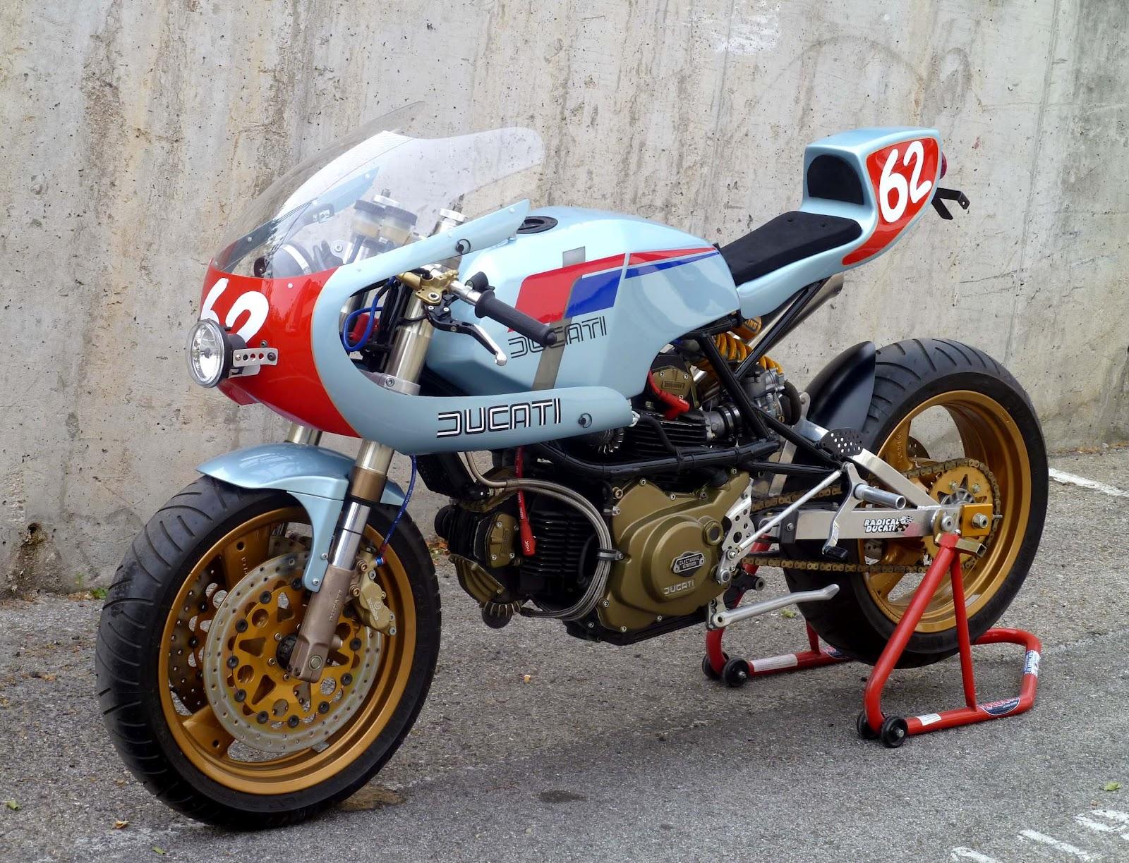 Enjoyable Radical Ducati S L 750 Pantahstica By Radical Ducati 2012 Wiring Database Gramgelartorg