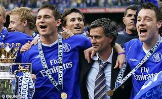 Mourinho podría ser el nuevo tecnico del Chelsea