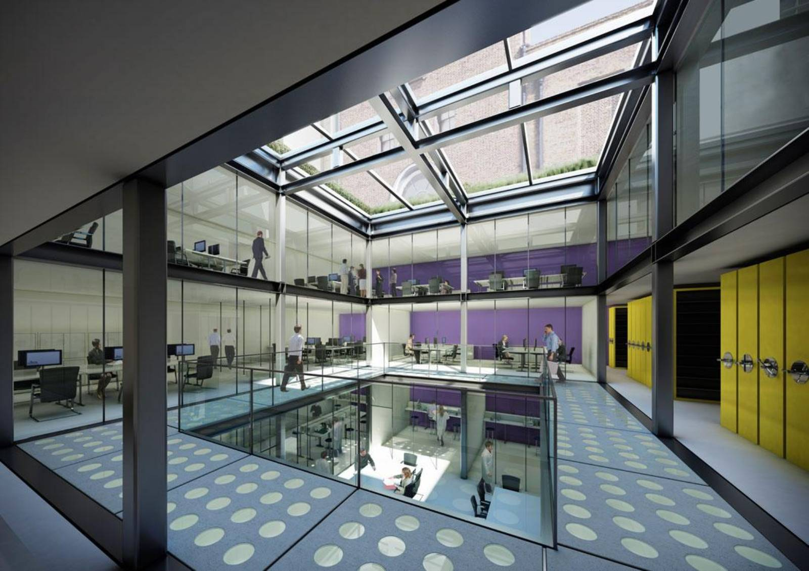 british museum extension by rogers stirk harbour partners rogers stirk harbour partners