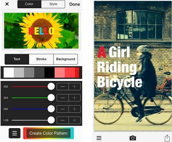 Aplikasi Edit Foto Terbaik Android Phonto