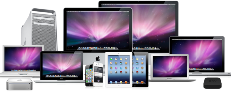 garansi product apple lineup