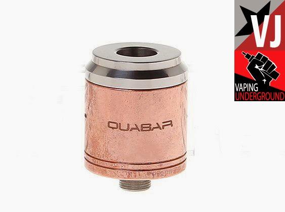quasar dripper
