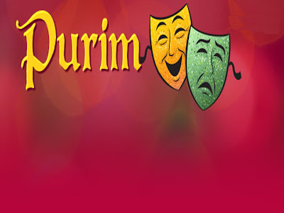 FREE Download Purim PowerPoint Background 4