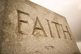 """There is a fixed determination in real faith that stands the test of waiting"""
