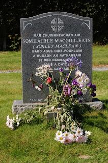 Grave of Sorley MacLean