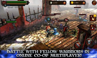 Port to Armv6)ETERNITY WARRIORS 2 v.3.0